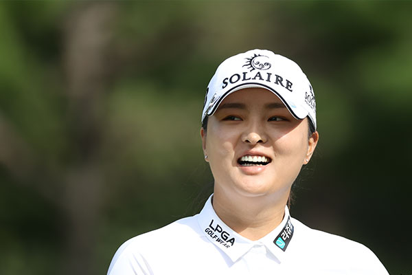 コ・ジニョンがLPGAで優勝 韓国選手200勝目を達成