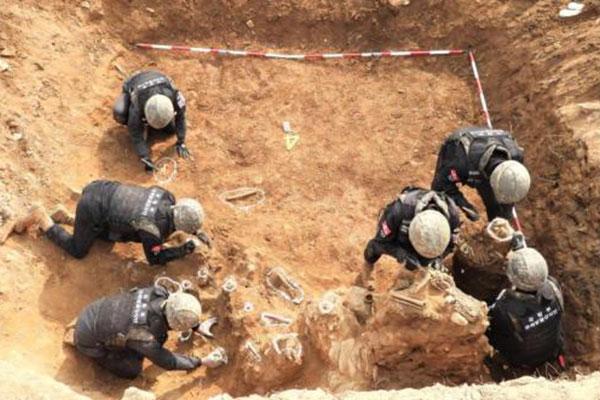 Militer Korsel Temukan 26 Set Kerangka Jenazah Perang Korea di DMZ