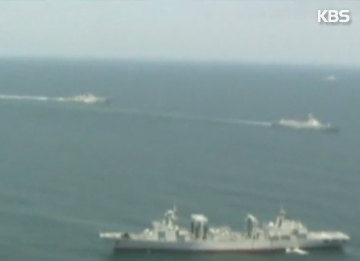 China und Russland halten Manöver im Mittelmeer ab