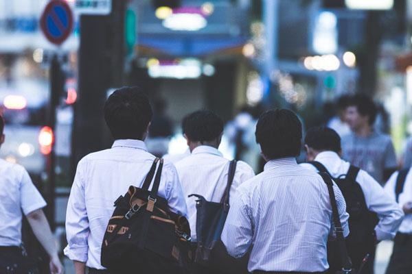 De plus en plus de Japonais optent pour des emplois temporaires