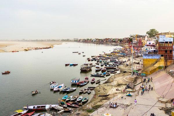 L'Inde va investir 200 millions d'euros pour améliorer la qualité des eaux du Gange