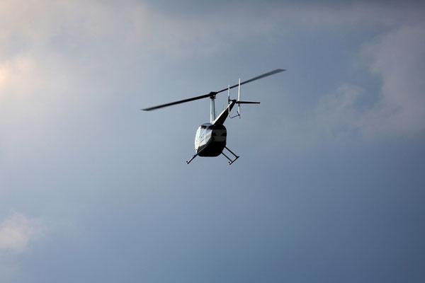 En Inde, les taxis-hélicoptères seront mis en service l'année prochaine