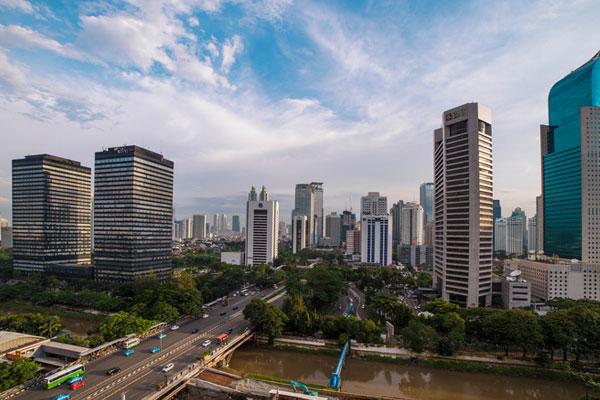 Jakarta s'enfoncera totalement dans le sol en 2050