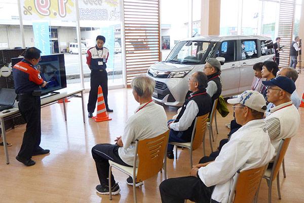 Japan will Führerschein für Autofahrer im hohen Alter einführen