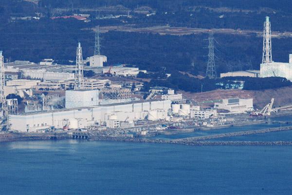 Cäsium aus Fukushima kommt schneller als erwartet an japanische Küsten zurück