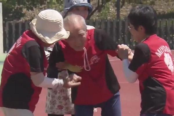 Japan: 102-jähriger Laufsportler sorgt für Aufmerksamkeit