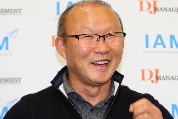 La VFF propose une prolongation de contrat à Park Hang-seo