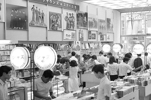 Japan: Schallplatten sind wieder beliebt