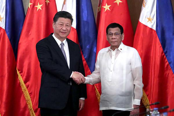 Philippinen verbieten ausländischen Forschungsschiffen Aktivitäten in ihren Gewässern