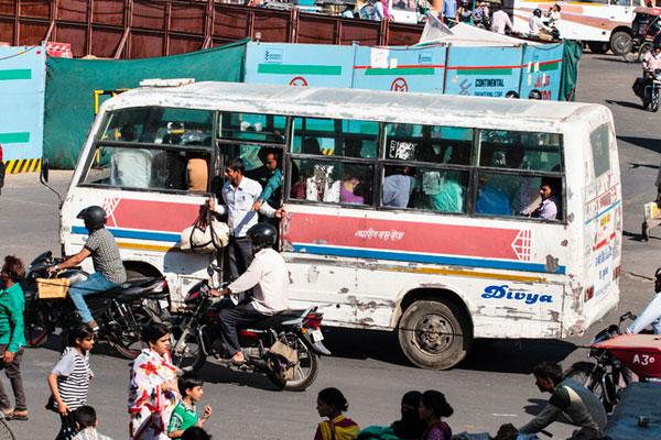 Inde : les bus bientôt gratuits pour les femmes à New Delhi