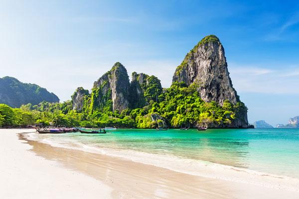Phuket accueille le plus de touristes par mètre carré dans le monde