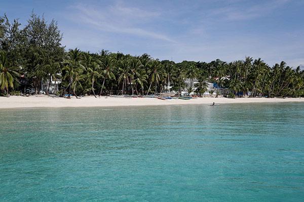 Auf Boracay soll das Tragen von knappen Schwimmanzügen verboten werden