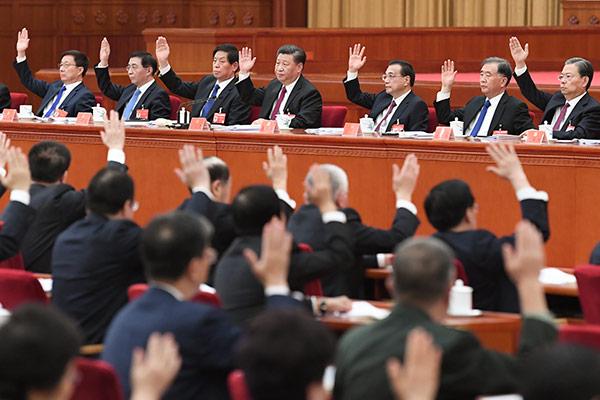 Peking will härtere Gangart gegenüber Hongkong verfolgen