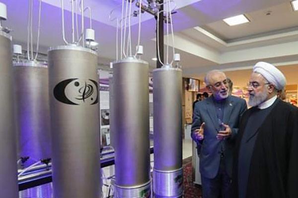 Iran rückt weiter von seinen Verpflichtungen im Atomabkommen ab