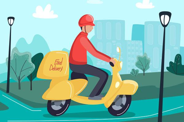 Singapour : une plateforme de livraison de repas frappée par le dispositif anti scooter électrique