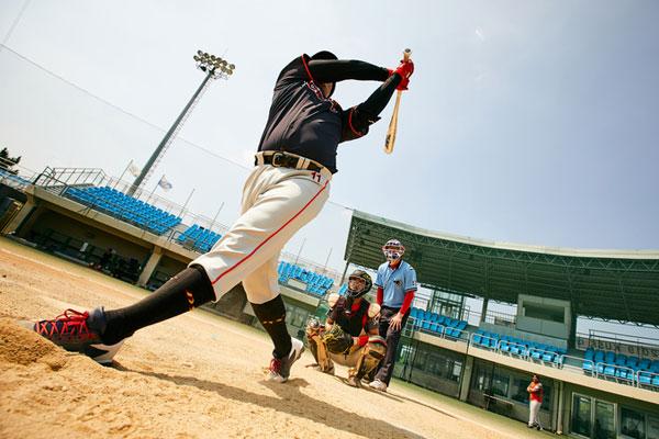 La première ligue de baseball voit le jour au Laos