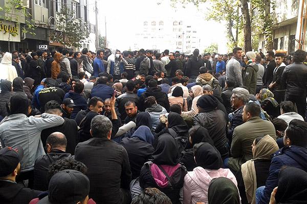 Proteste im Iran: Aufruhr wegen erhöhten Benzinpreisen