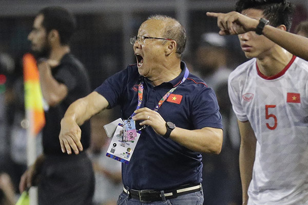 Vietnams Fußballmannschaft gewinnt Südostasienspiele