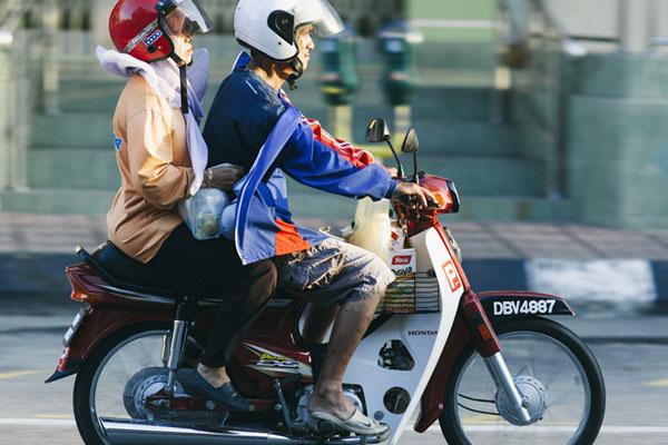 La Malaisie autorise à titre d'essai les moto-taxis pendant six mois