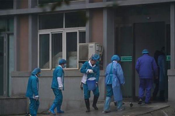 China kündigt entschlossenen Kampf gegen Lungenkrankheit an