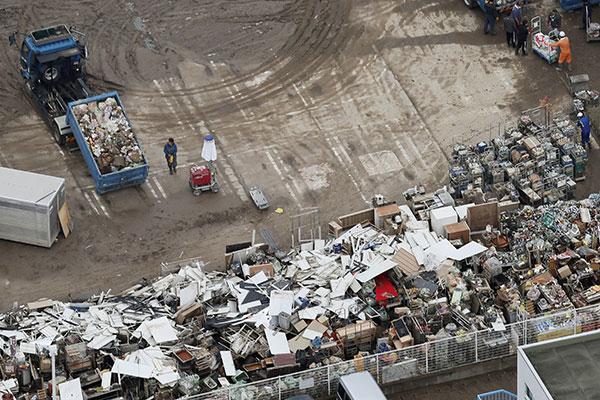 Japan hilft Ausländern bei Katastrophen in einfachem Japanisch