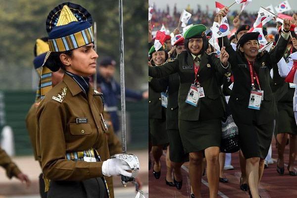 Oberstes Gericht in Indien urteilt gegen Diskriminierung des Geschlechts bei Armee