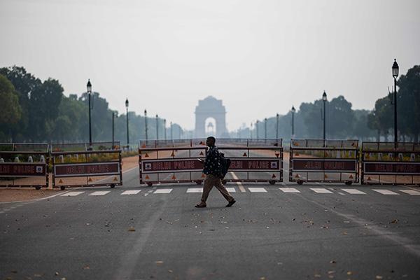 Coronavirus-Krise: Indien verhängt vollständige Ausgangssperre