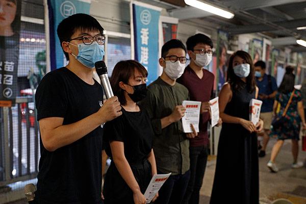 Peking verabschiedet umstrittenes Sicherheitsgesetz für Hongkong