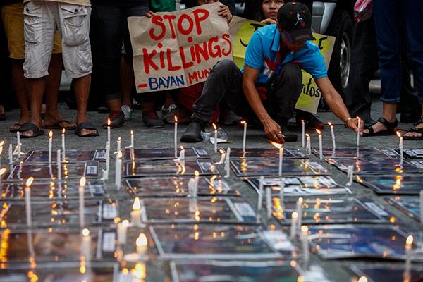 Mindestesns 129 Jugendliche im Drogenkrieg auf Philippinen ums Leben gekommen