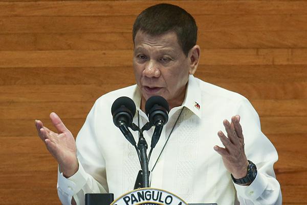 Philippinischer Präsident Duterte will Hoheitsrechte Chinas über Südchinesisches Meer anerkennen