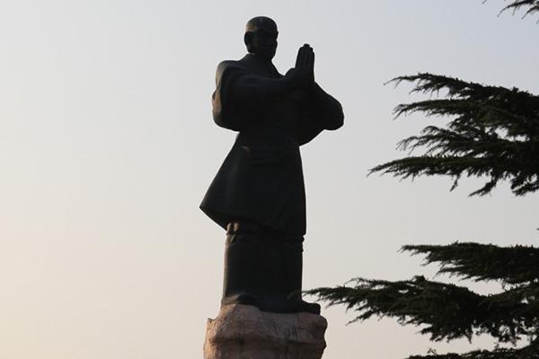 """China: """"Shaolin""""-Marken sind urheberrechtlich geschützt"""