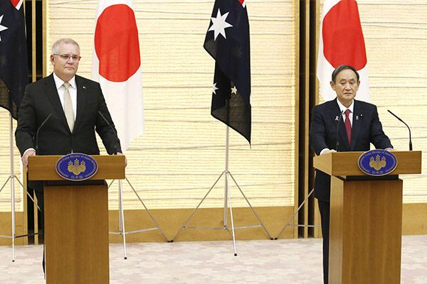 Peking äußerst sich zu verschlechterten Beziehungen zu Australien