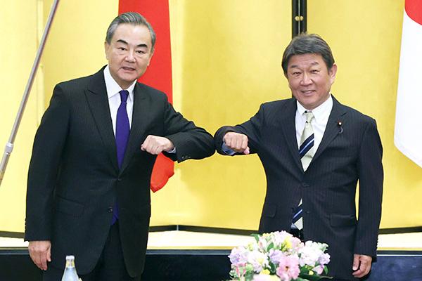 Japan und China wollen unterbrochenen Geschäftsreiseverkehr wieder aufnehmen