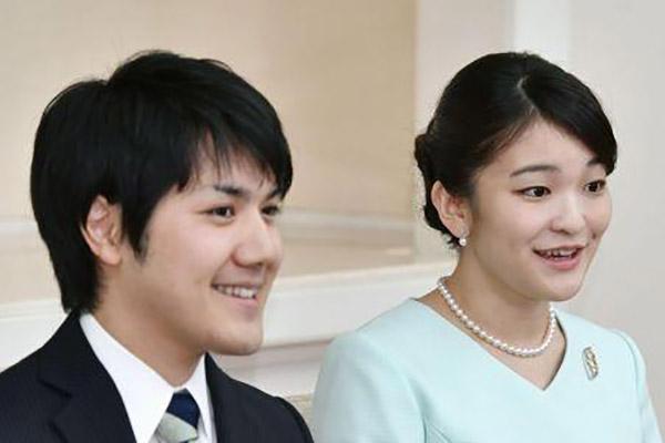 Japans Kronprinz willigt in Heirat seiner Tochter mit langjährigem Freund ein