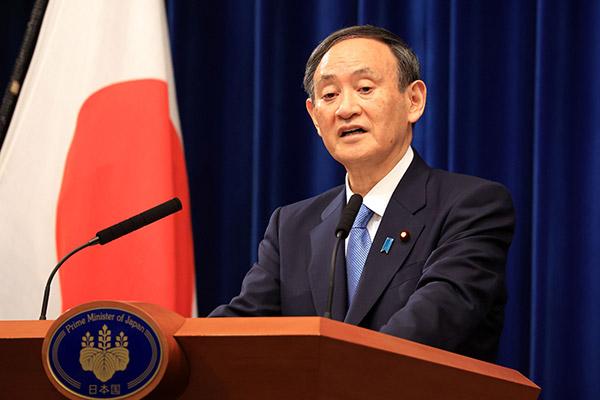 Japans Premierminister Suga pocht auf möglichst schnellen Corona-Impfstart