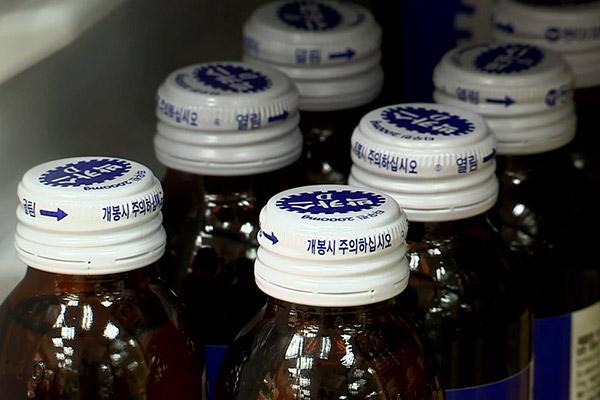 Les sodas sud-coréens attirent les consommateurs cambodgiens