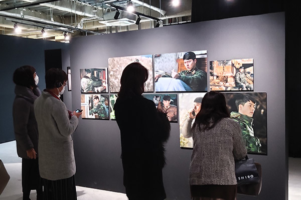 Exposition sur « Crash Landing on You » à Tokyo
