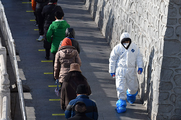 Peking verschärft angesichts steigender Neuinfektionen Corona-Maßnahmen
