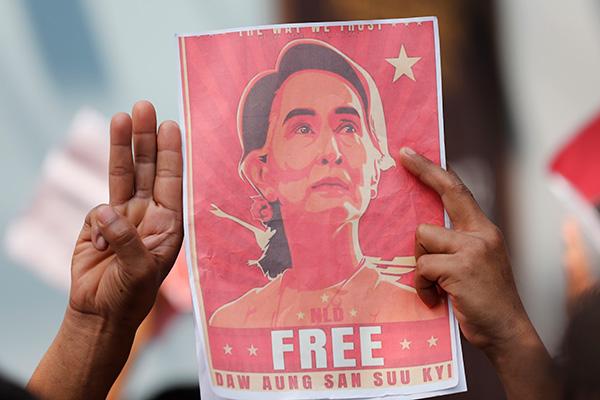 Myanmar: Polizei erhebt weitere Vorwürfe gegen Aung San Suu Kyi