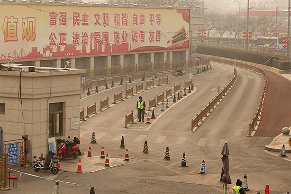 Zahlreiche Verstöße gegen Feuerwerksverbot in Peking zum Mondneujahr