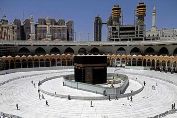 Saudi-Arabien: Nur Corona-Geimpfte sollen an Mekka-Wallfahrt teilnehmen können