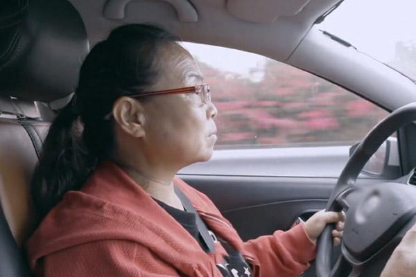 Les vidéos d'une dame chinoise en fugue font le buzz sur Internet