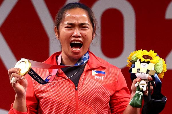 JO de Tokyo : les Philippines remportent son premier or dans son histoire