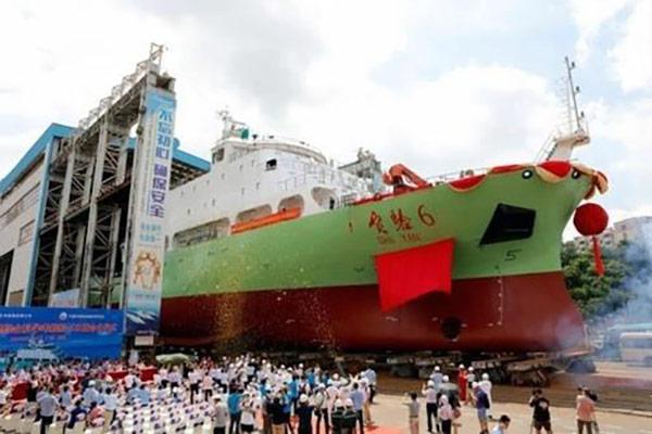 Chinesisches Forschungsschiff zu umstrittener Mission aufgebrochen