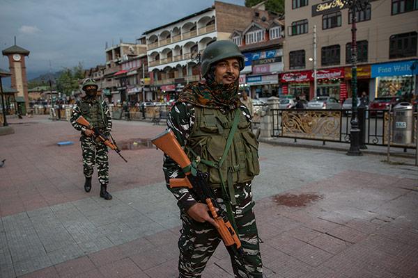 Neue Spannungen in Kaschmir