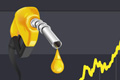 Изменения цен на нефть марки West Texas Intermediate