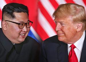 美北首脑会谈联合声明
