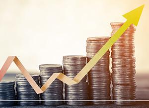 外貨準備高の推移