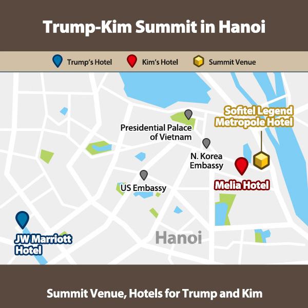 Trump-Kim Summit in Hanoi