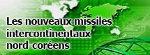 Les nouveaux missiles intercontinentaux nord-coréens